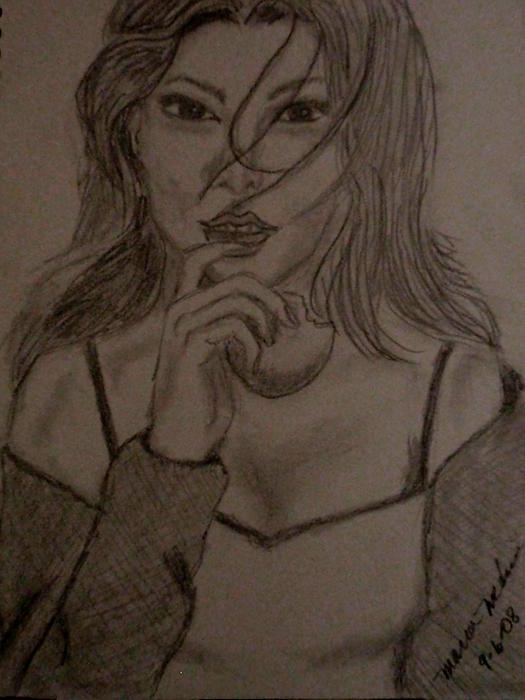 Maria Medina - Intrigued