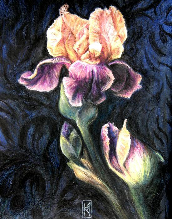 Linda Mahoney - Iris I