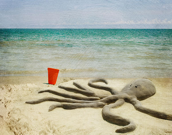 Juli Scalzi - It Came From Beneath The Sea