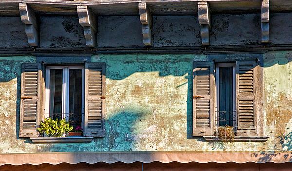 Silvia Ganora - Italian windows