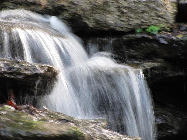 Shawn Hughes - Jackson Hole Waterfall