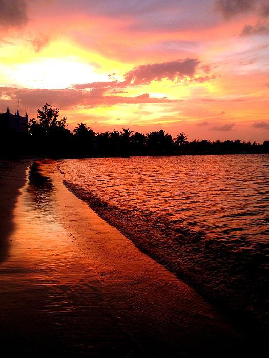Valerie Clanton - Jamaica Sunset