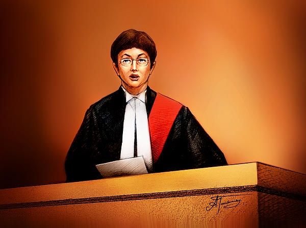 Alex Tavshunsky - Justice Mary Teresa Devlin