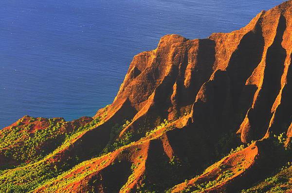 Hegde Photos - Kalalau Valley Sunset in Kauai