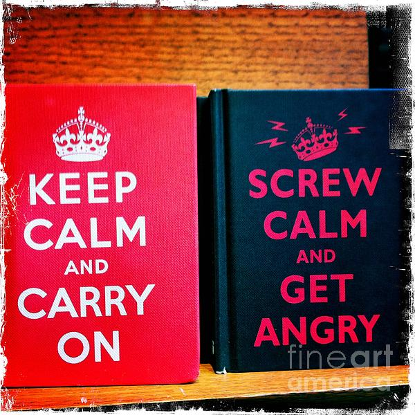 Nina Prommer - Keep Calm and Carry On