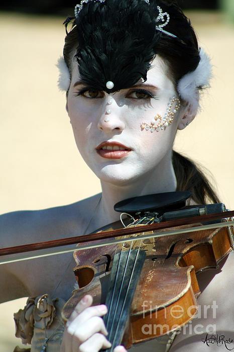 Awildrose Photography - Lady Violin