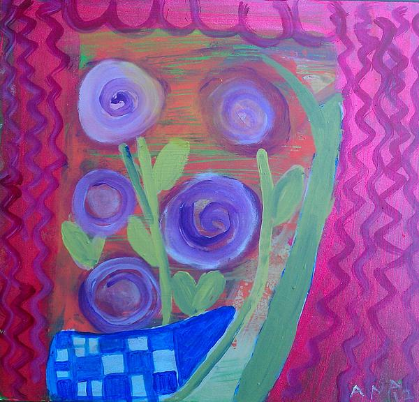 Ana Julia Fishman - Las Flores En La Ventana