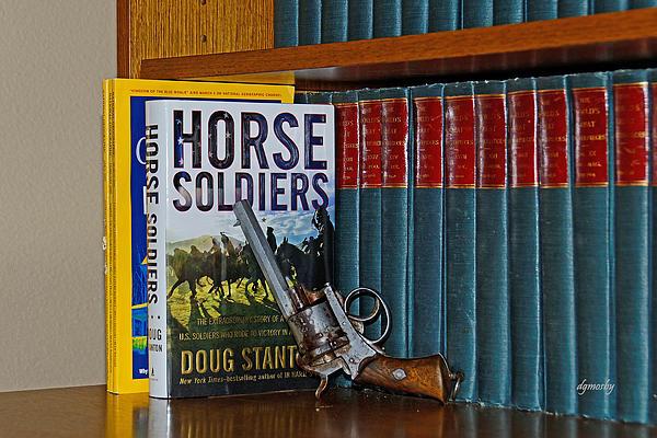 David Mosby - Library 2105