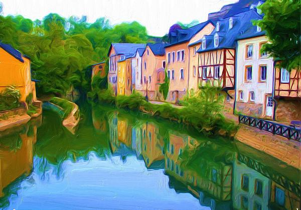 Dennis Lundell - Life Along the Alzette River