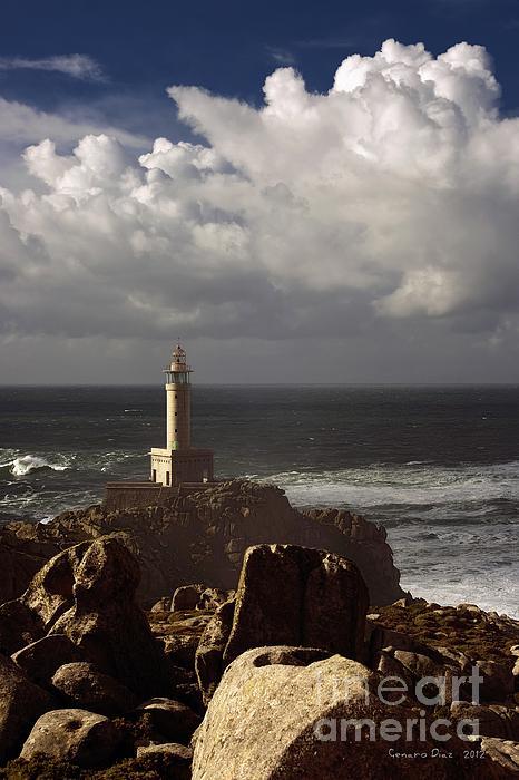 Genaro Diaz Melendrez - lighthouse of  Nariga 3  faro Nariga 3