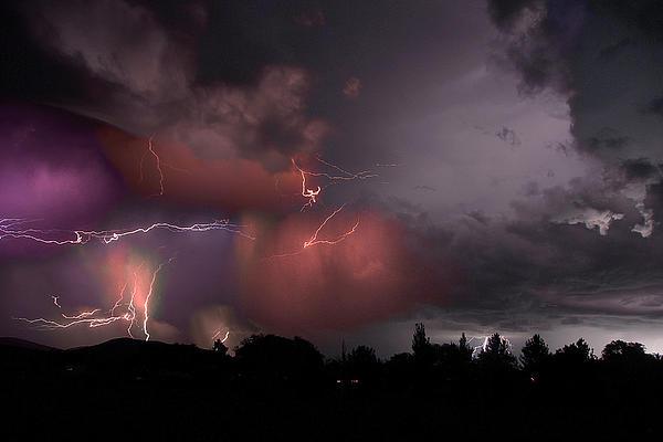Brian Lockett - Lightning Pioneeer Valley Arizona July 21 2012
