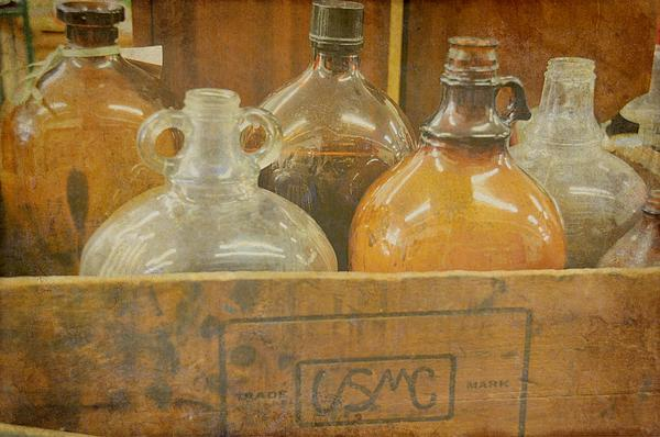 Jan Amiss Photography - Little Brown Jugs