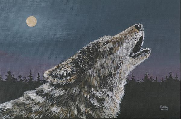 Ann  Kelly - Lone Wolf Howling
