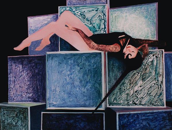 Eve Riser Roberts - Lying Down on the Job