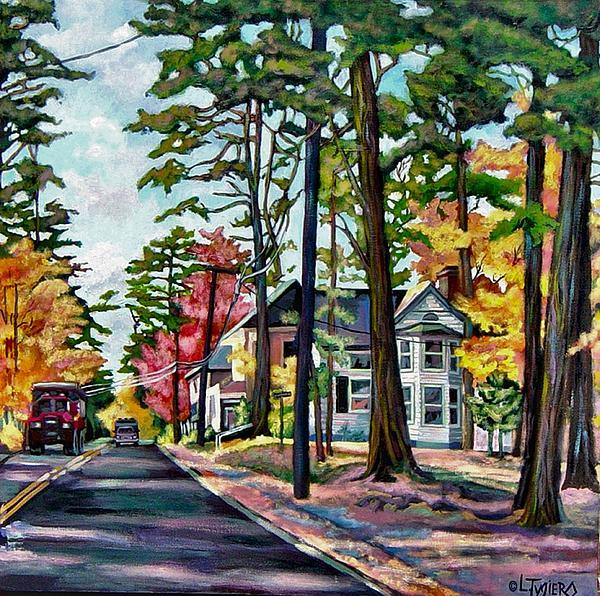 Lisa Tygier Diamond - Maine Street