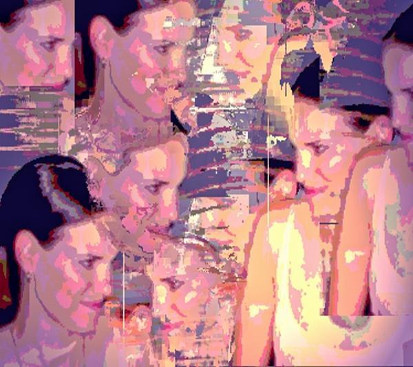 Marian Hebert - Many Faces 2