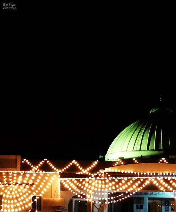 Rumesa Saddozai - Masjid