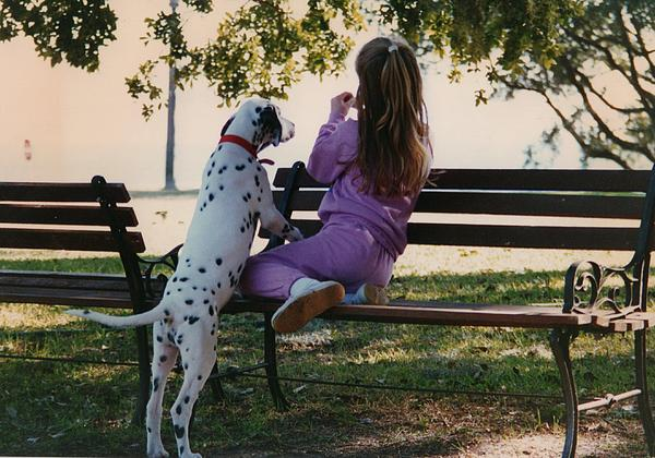 Tanya Tanski - Me And A Dog Named Spot