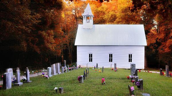 Thomas Schoeller - Methodist Church-Cades Cove