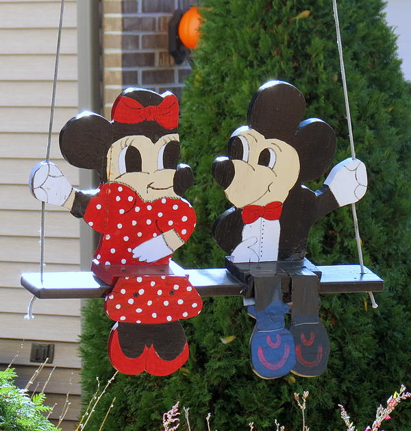 Kay Novy - Mickey And Minnie Mouse