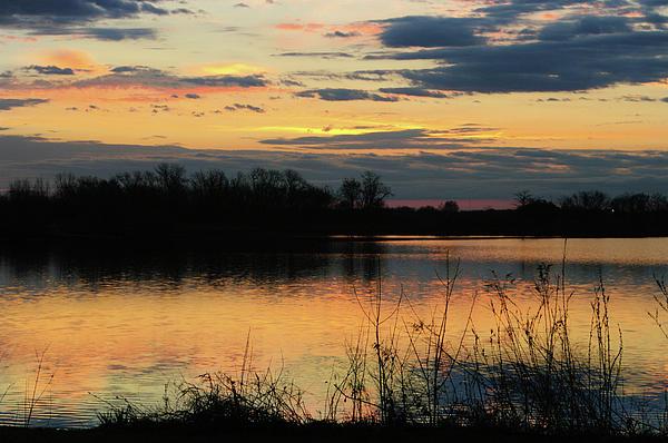 Rocksand Pickard - Morning at the Lake