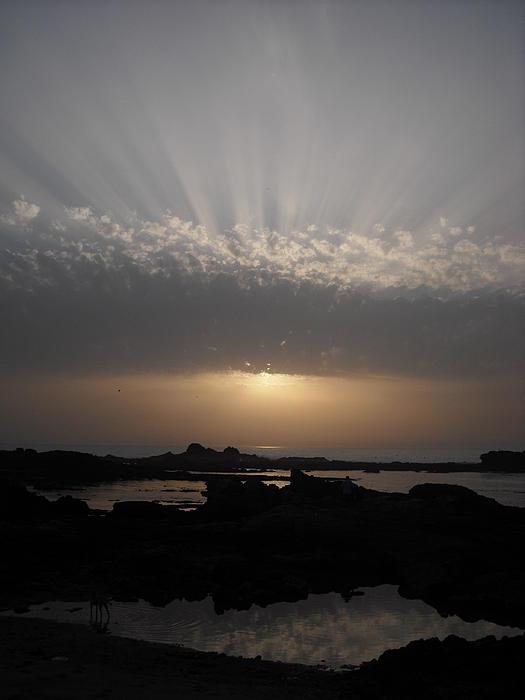 Jennifer Eddiba - Moroccan Sunset