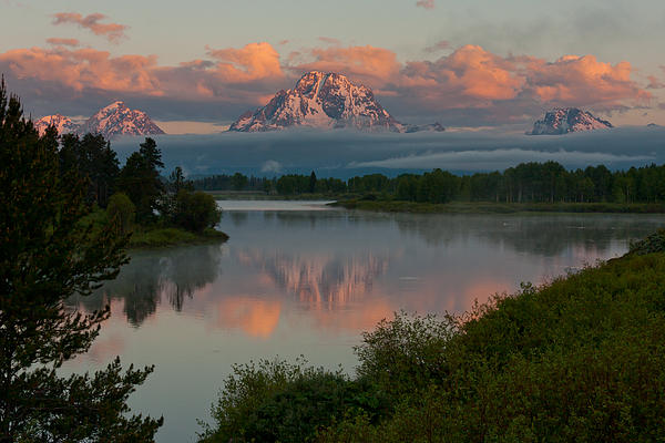 Larry Fry - Mt. Moran