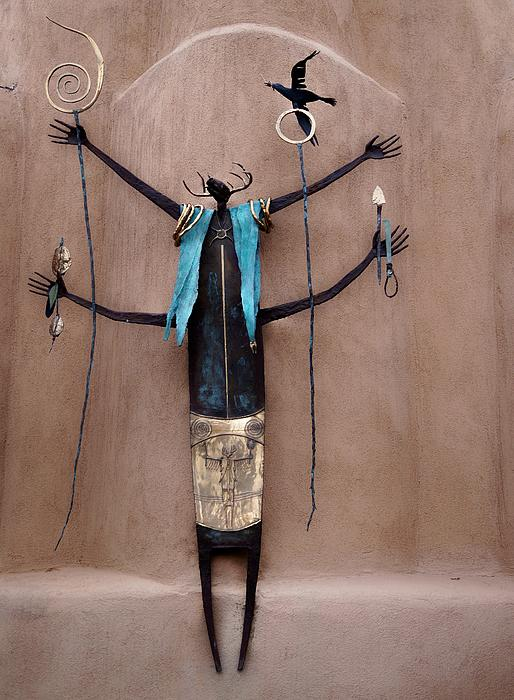 Joseph Frank Baraba - Native American Sculpture