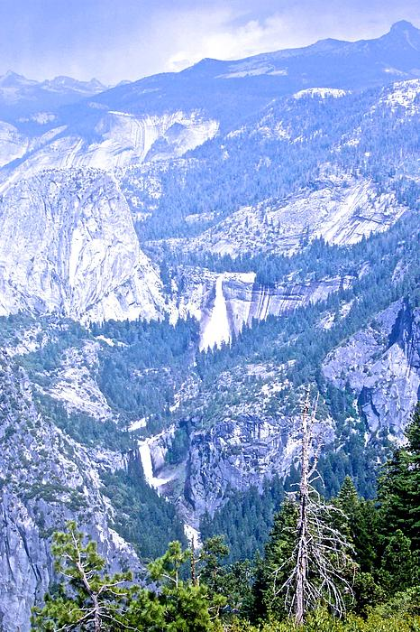 Eric Tressler - Nevada and Vernal Falls