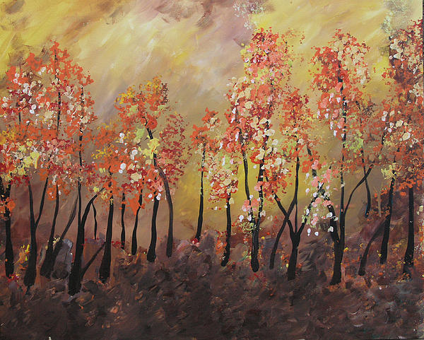 Family Treasures PRIVATE GALLERY - October Sky