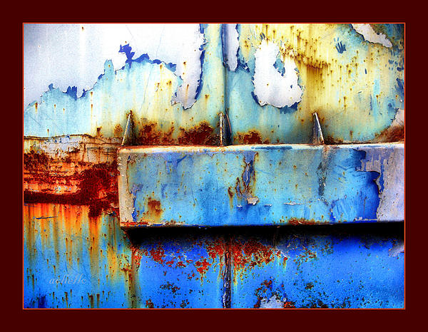 Terry Rogers - Old And Rusty