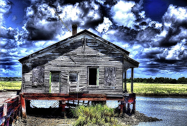 Dave Sandt - Old Fishing Shack