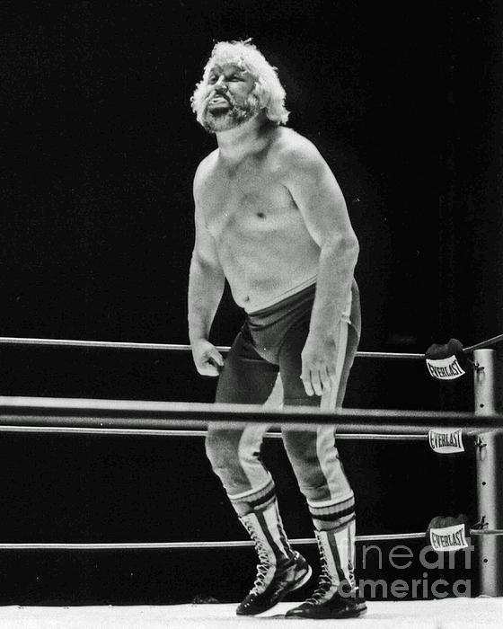 Jim Fitzpatrick - Old School Wrestling with Moondog Mayne