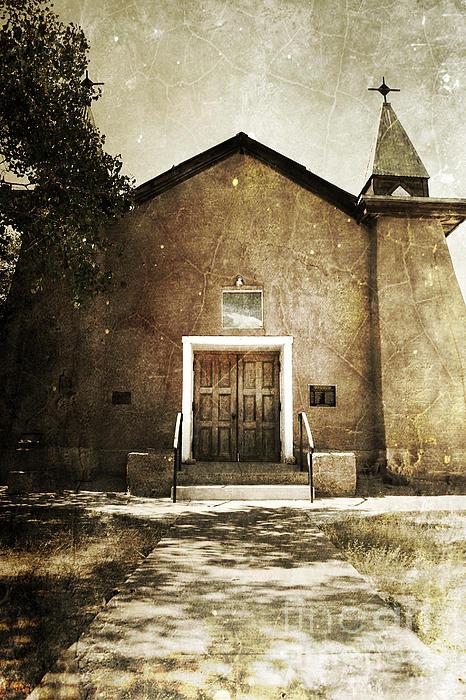 Andrea Hazel Ihlefeld - Old Western Chapel
