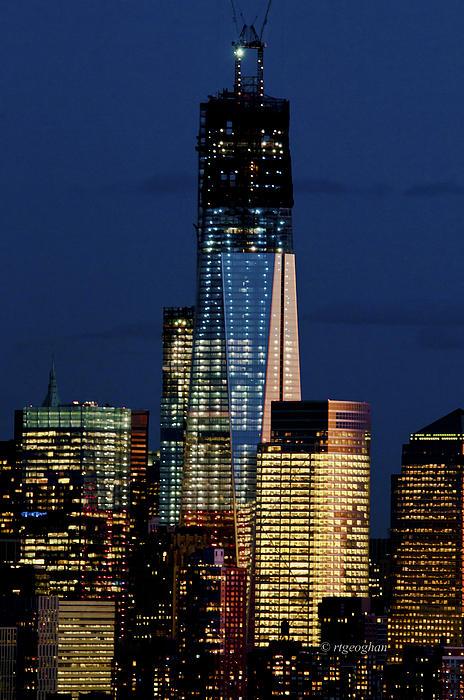 Regina Geoghan - One WTC - Spirit of New York