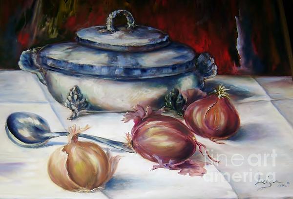 Luisa Leger - Onion Soup