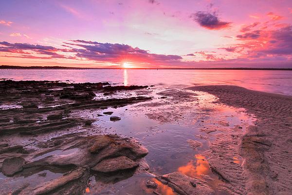 Paul Svensen - Oyster Cove Sunset
