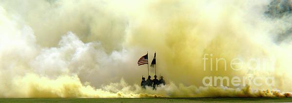 Michael Waters - Panoramic US Army Graduation