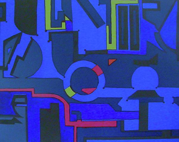 Philip Atkinson - Path Toward Peace 3