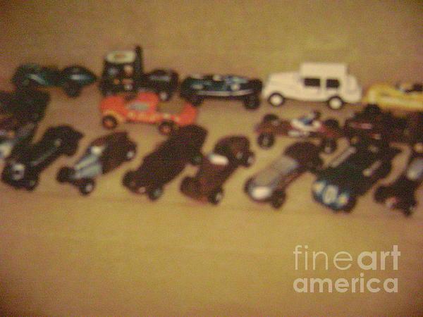 Everett Hickam - Pinewood Derby Cars