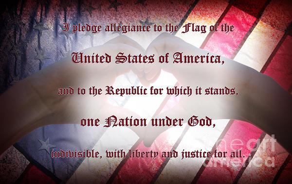 Lj Lambert - Pledge of Allegiance