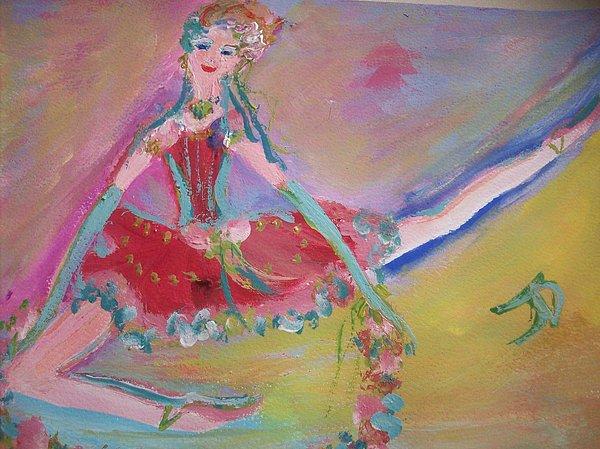 Judith Desrosiers - Polish Christmas Ballet