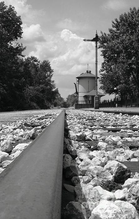 Robert Frederick - Rail And Water Tank