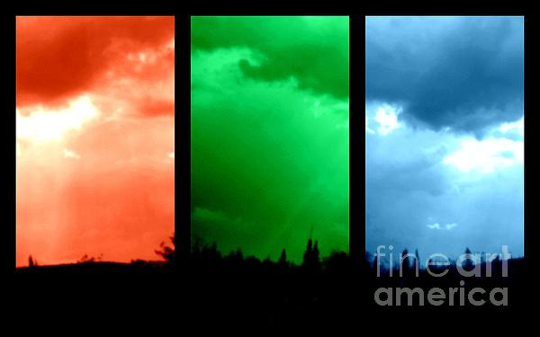 Art Studio - Rainbow Sky