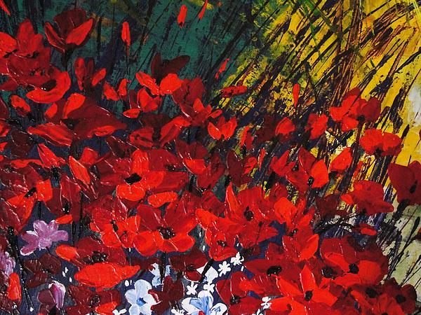Shilpi Singh - Red Blossom