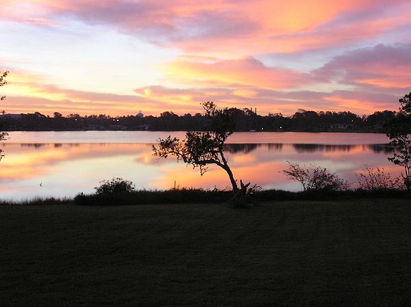Lou Belcher - Red Sky in the Morning