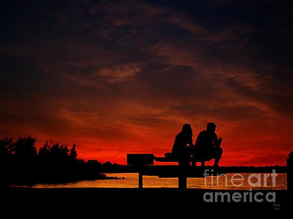 Ms Judi - Relaxing Sunset