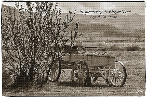 Mick Anderson - Remembering The Oregon Trail with TEXT