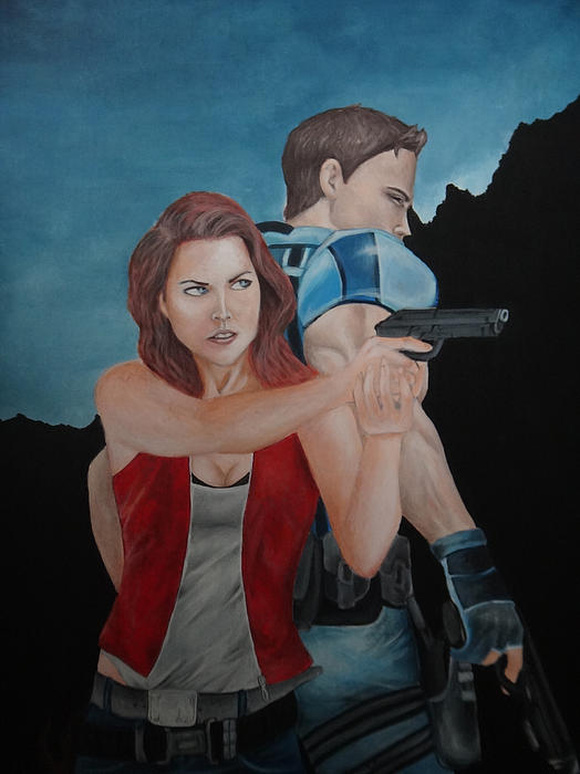 Vera Panov - Resident Evil