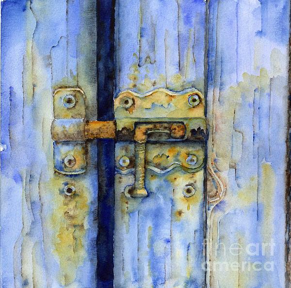 Tania Vasylenko - Rusty Lock